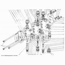 ПУМ-500 Гидрораспределитель П1.11-00.416сб