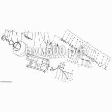 ПУМ-500 Бетоносмеситель П1.50.02сб