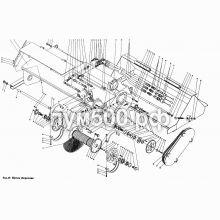 ПУМ-500 Щетка уборочная П1.51сб