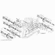 ПУМ-500 Редукторы П1.01.03.000сб-3 (01)