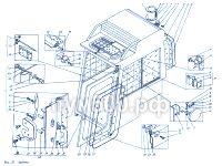 Кабина П1.1Зсб-2 ПУМ-500