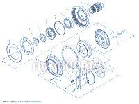 Тормоз П1.01.03.031сб (01) ПУМ-500