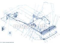 Электрооборудование шасси П1.01.13сб ПУМ-500