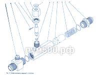 Клапан негативного контроля П1.11.00.020сб ПУМ-500