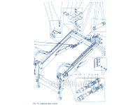 Гидросистема стрелы П1.10.05сб-1 ПУМ-500