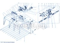 Захват вилочный П1.35сб ПУМ-500