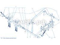 Привод управления редуктором насосов ПУМ-500.01.07сб-1 ПУМ-500